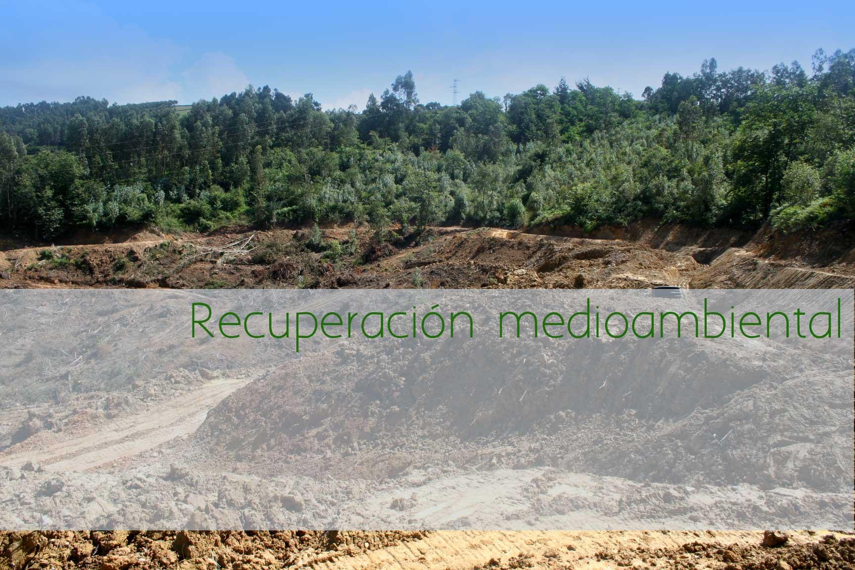 recuperación ambiental pocade